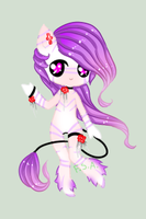 Mini base test 2 adopt auction (CLOSED) pony by FancySmancy-adopts