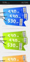 3 Price Tags by artnook