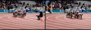 Paralympic Games by Kevrekidis