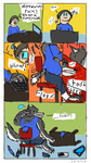 Every Time You Deny You are A Furry by V8Arwing67