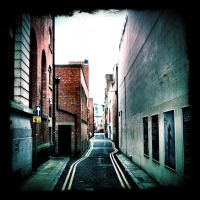 Alley Way by Seventy-Eight