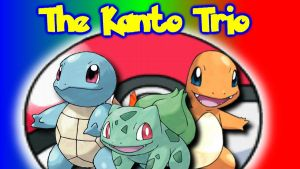 PKMN- ~The Kanto Trio~ by MultiShadowYoshi