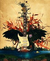 Guitar Tree by sweetierika