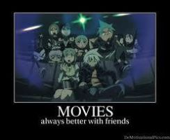 Soul Eater Demotivational by sassyrvv