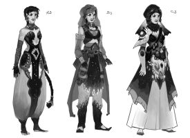 Yamya gear concept3 (wip) by Keltainen