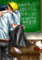 The Classroom is Empty by snf3000