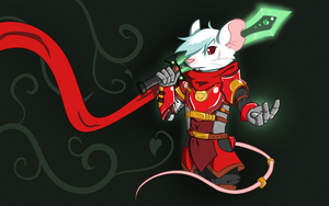 Mouse of the Emerald Sword by Shmash