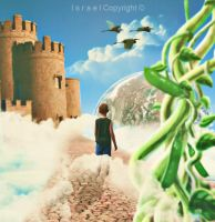 John and the beanstalk by israelcs