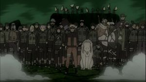 The Allied Shinobi Forces Jutsu by ng9