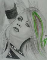 avril lavigne by zeinabhussein