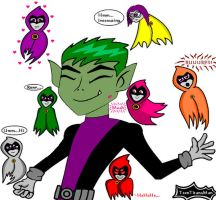 He's Our Beast Boy by TeenTitansMan