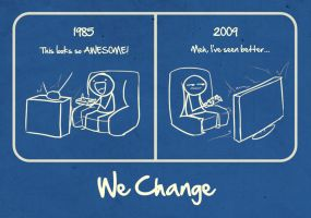 We Change by mushir