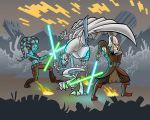 Star Wars: Clone Wars Wallpaper 3b by MCBreton