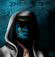 Hollywood undead- Johnny 3 Tears improved version by Recan19