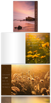 Book Design - Nature Photography in the City by isotophoto