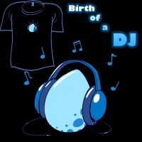 Woot Shirt - DJ Baby by fablefire