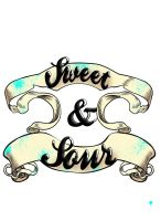 Sweet and Sour Logotype by KaotiKing