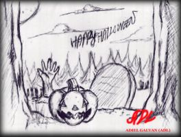 happy halloween by 71ADL17