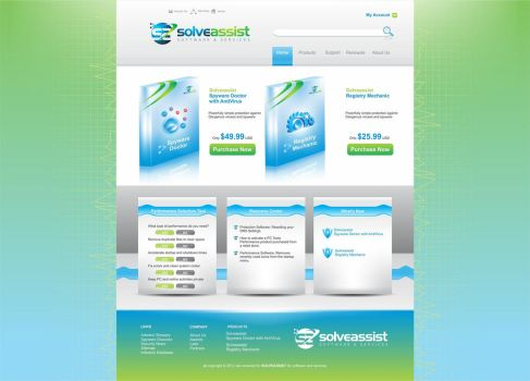 Software Company by Enginems