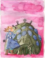 Nausicaa of the Valley of the Wind by Group-of-carol-15