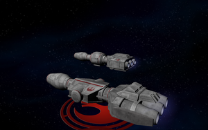 Rebel Corellian DP Series Corvettes 01 by Majestic-MSFC