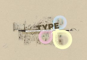 i love typography ix by galeya