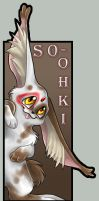 So-Ohki Bookmark by Nylak