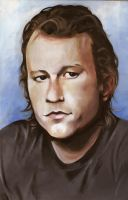 Heath Ledger by sullen-skrewt