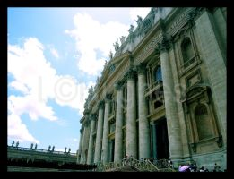 St. Peter's 2 by lehPhotography