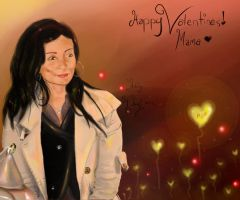 A Valentine gift for my mom by MissANN91