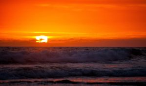 Point Lonsdale Sunset 4 by DanielleMiner