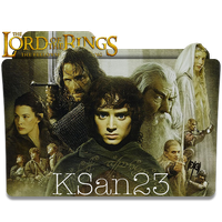 The Lord of The Rings Icon by KSan23
