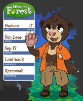 Idlewood Forest: Hudson by Dr-Reggie