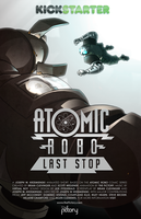 Atomic Robo KickStarter by CLE2