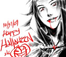 Halloween love 09 by lushan