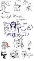 Sketchies. by Noctomaniac