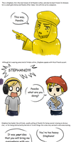 Meet The Stephano by DokuDoki