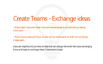Create Teams - Exchange Ideas by andreascy