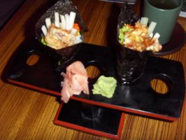 California Roll by Gexon