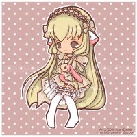 Chii :: Chobits by MoogleGurl