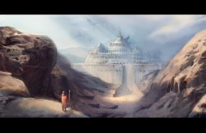The Ancient Palace by wyd1985