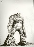 Clayface by Mardoza
