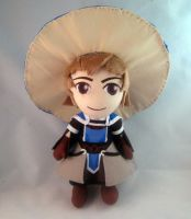Fire emblem: Ricken by PlushMayhem