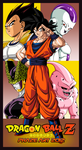 DRAGON BALL Z THE LEGEND by PhazeN1
