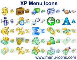 XP Menu Icons by Ikonod