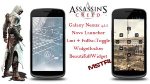 Assassin's Creed Skin by Mstrl