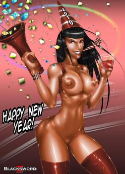 Happy new year Uncensored 2 by Black--Sword