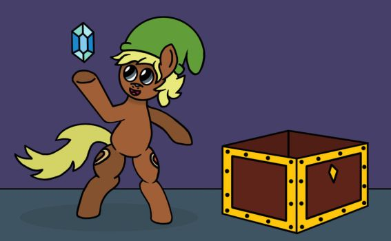 Link Pony by GoggleSparks