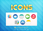 ICONS PNG iPhone |FREE DOWNLOAD by iGirlError