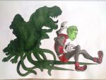Beast Boy by Elizabeth9330